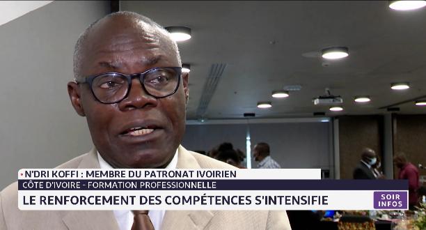 Côte d'Ivoire-Formation professionnelle: le renforcement des compétences s'intensifie