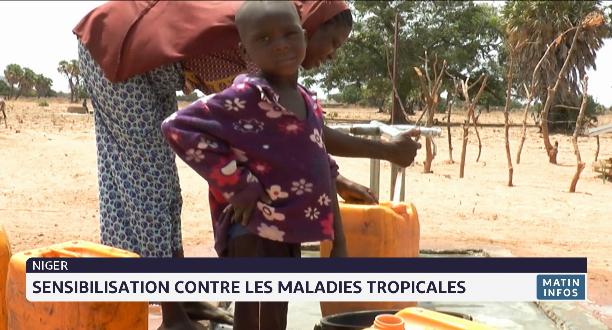 Niger: sensibilisation contre les maladies tropicales