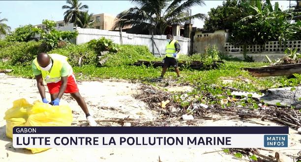 Gabon: lutte contre la pollution marine