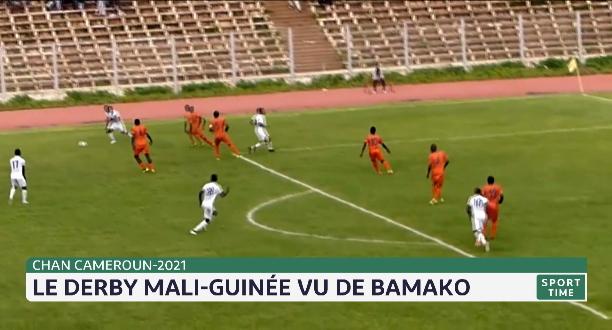 CHAN 2021: le derby Mali-Guinée vu de Bamako