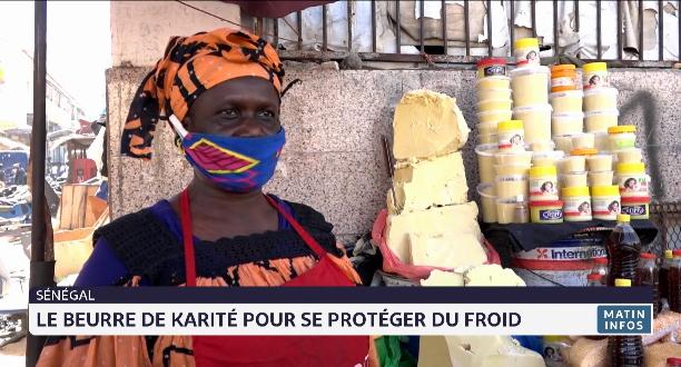 Sénégal: le beurre de karité pour se protéger du froid