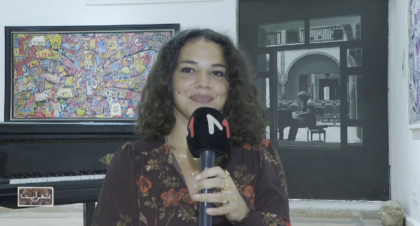 أغنية تراثية بصوت الفنانة العالمية من أصول يهودية مغربية طمار بلوش