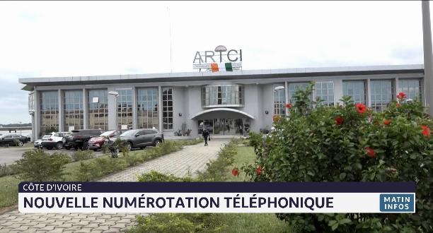 Côte d'Ivoire: nouvelle numérotation téléphonique