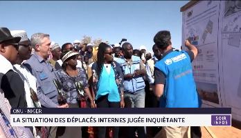 ONU-Niger: la situation des déplacés internes jugée inquiétante