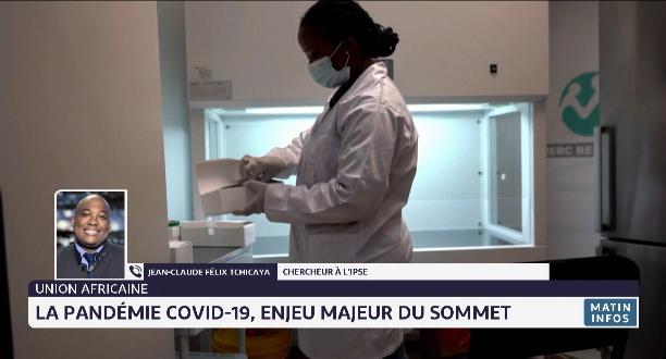 Union africaine: la pandémie Covid-19, enjeu majeur du 34e sommet