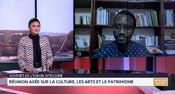Sommet de l'Union africaine: réunion axée sur la culture, les arts et le patrimoine