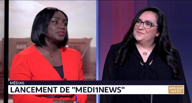"""Médias: les détails du lancement de """"MEDI1 News"""""""