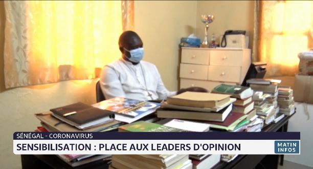 Sensibilisation au Coronavirus au Sénégal: place aux leaders d'opinion