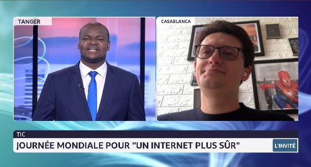 """TIC: journée mondiale pour """" un internet plus sûr"""""""
