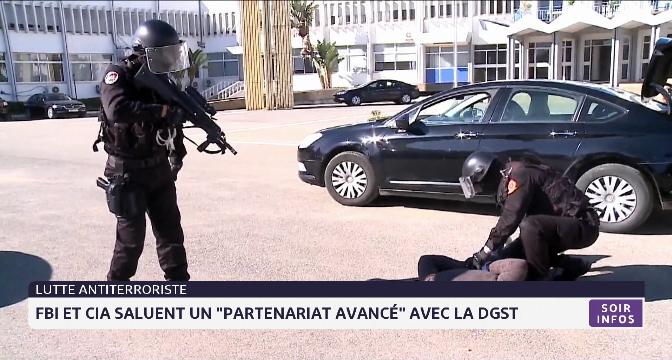 """Lutte antiterroriste: FBI et CIA saluent un """"partenariat avancé"""" avec la DGST"""