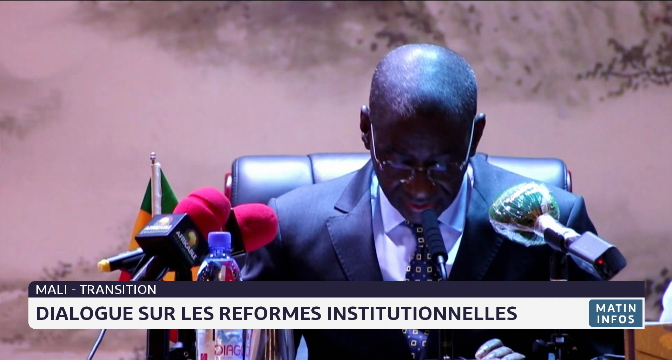 Mali: dialogue sur les réformes institutionnelles