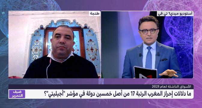 رشيد ساري يسلط الضوء على احتلال المغرب المرتبة الـ 17 في مؤشر أجيليتي اللوجستيكي
