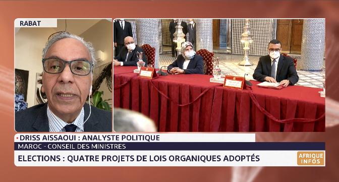 Les décisions du conseil des ministres présidé par le Roi Mohammed VI le 11 février 2021