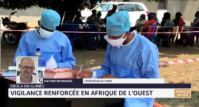 Ebola en Guinée: vigilance renforcée en Afrique de l'Ouest. Le point avec Mathieu Bourgarel du CIRAD