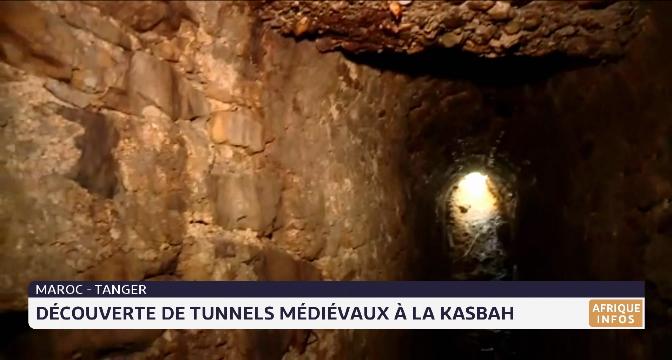 Tanger: découverte de passages souterrains médiévaux dans la vieille ville