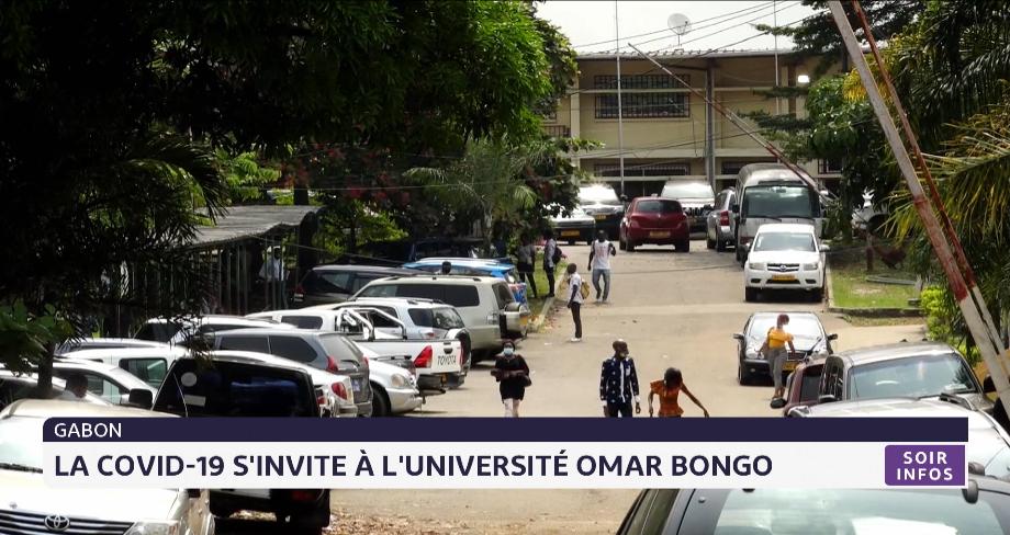 Gabon: la Covid-19 s´invite à l'université Omar Bongo