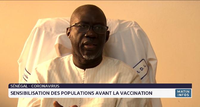 Covid-19 au Sénégal: sensibilisation des populations avant la vaccination