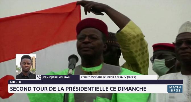 Niger: second tour de la présidentielle ce dimanche