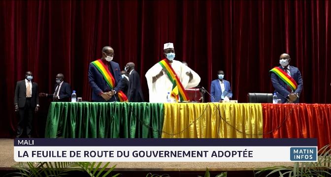 Mali: la feuille de route du gouvernement adoptée
