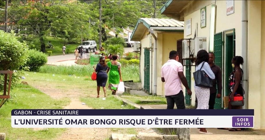 Gabon: l'université Omar Bongo risque d'être fermée