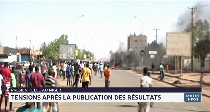 Niger: l'opposition conteste la victoire de Mohamed Bazoum