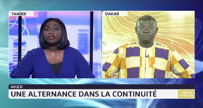 L'Hebdo africain: Niger, une alternance dans la continuité. Le point avec Bakary Sambe