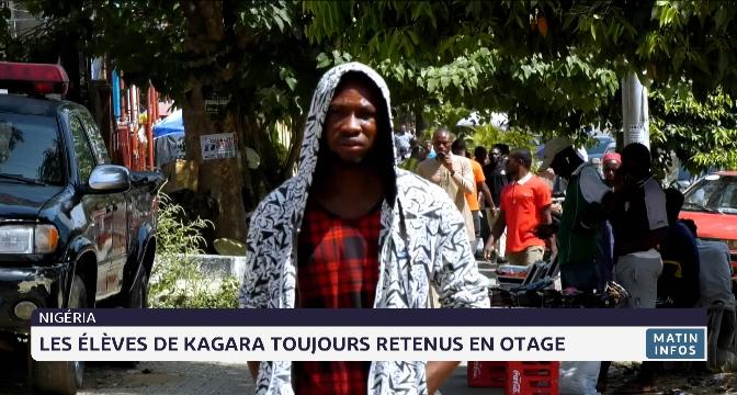 Nigeria: Les élèves de Kagara toujours retenus en otage