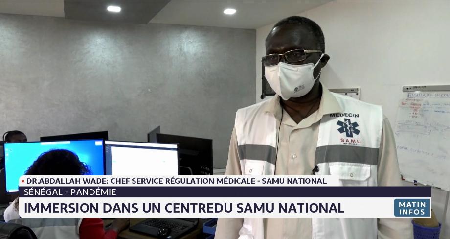 Sénégal: immersion dans un centredu Samu national