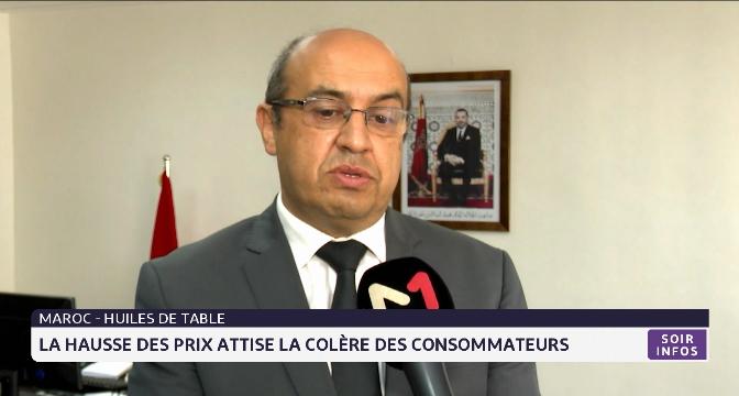 Maroc: la hausse des prix de l'huile de table attise la colère des consommateurs