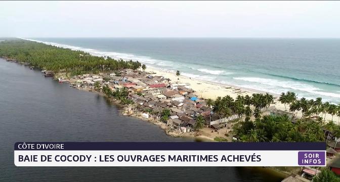 Côte d'Ivoire: les ouvrages maritimes achevés à la Baie de Cocody