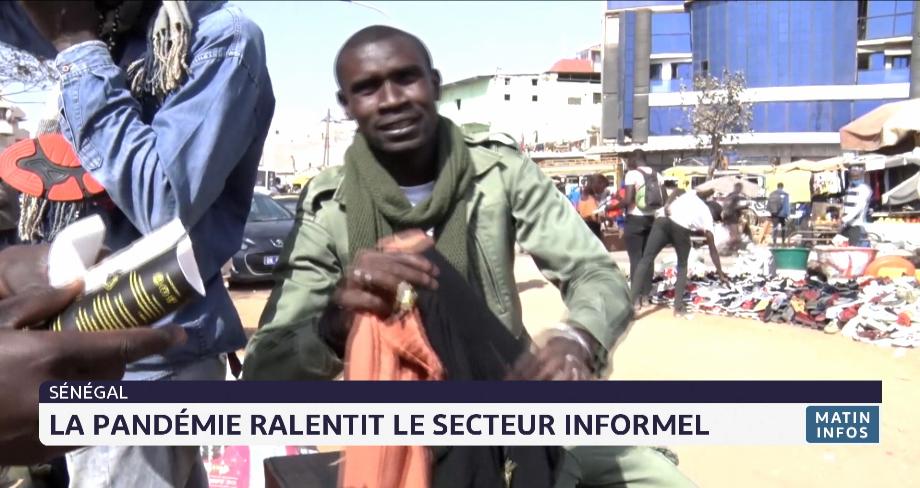 Sénégal: la pandémie ralentit le secteur informel