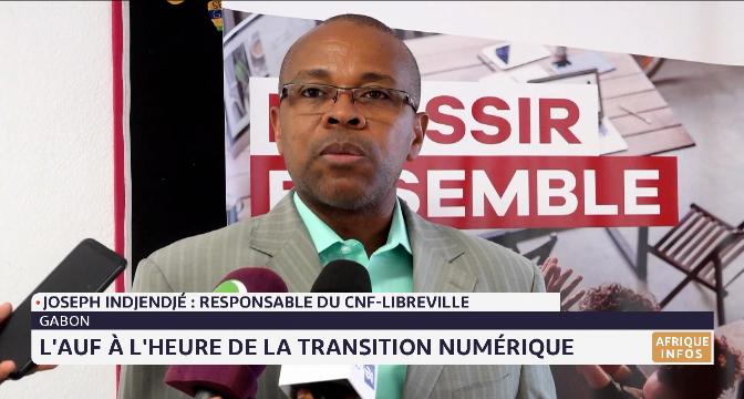 Gabon: l'AUF à l'heure de la transition numérique