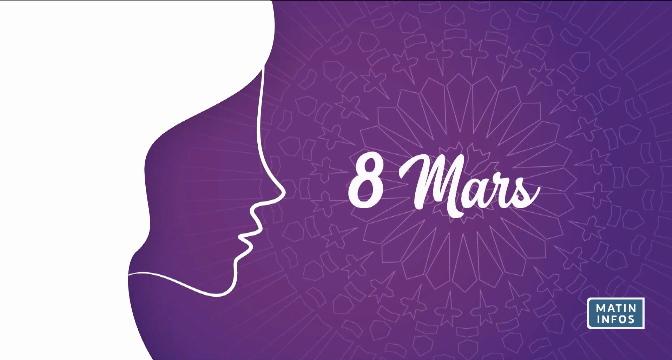 Célébration de la Journée internationale des droits des femmes