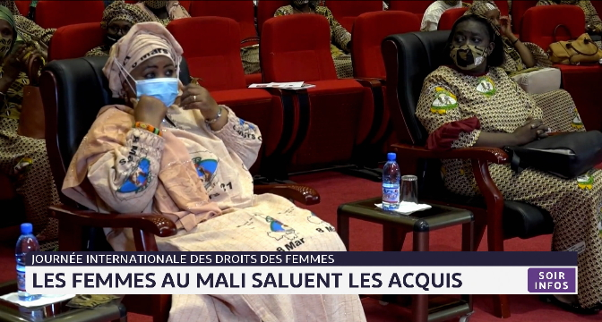 Journée internationale des droits des femmes: Les femmes au Mali saluent les acquis