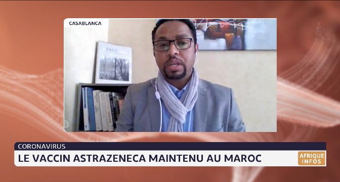 Covid-19: le vaccin AstraZeneca maintenu au Maroc. Eclairage de Abadallah Badou