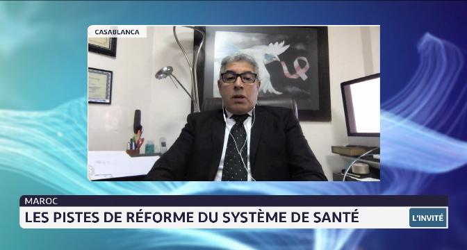 Réforme du système de santé au Maroc: entretien avec Youssef El Fakir