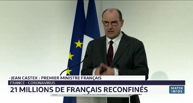 Coronavirus: 21 millions de Français reconfinés