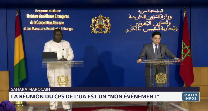 Sahara marocain: la Réunion du CPS de l'UA, un « non-événement » pour le Maroc