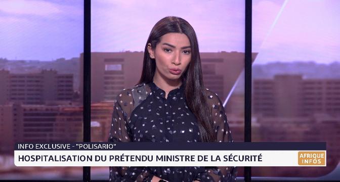 Exclusif: le prétendu ministre de la sécurité de la rasd hospitalisé en Espagne
