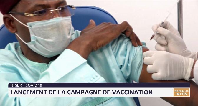Niger: lancement de la campagne de vaccination