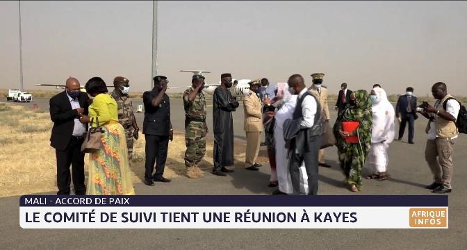 Mali-Accord de paix: le comité de suivi tient une réunion à Kayes