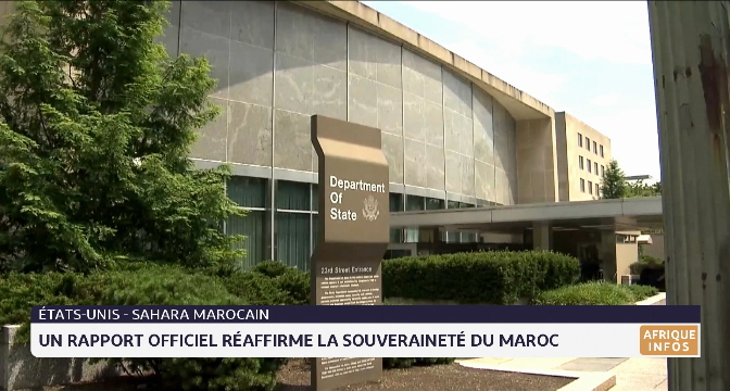 Un rapport officiel réaffirme la souveraineté du Maroc