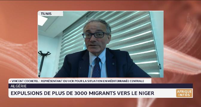 Algérie: expulsion de plus de 3000 migrants vers le Niger