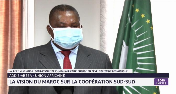 La coopération sud-sud entre le Maroc et ses partenaires africains au centre d'entretiens entre Arrouchi et Muchanga
