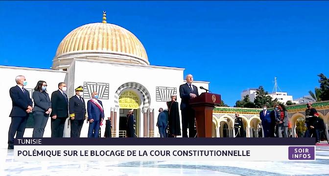 Tunisie: polémique sur le blocage de la cour constitutionnelle