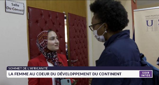 Sommet de l'Africanité: la femme au coeur du développement du continent