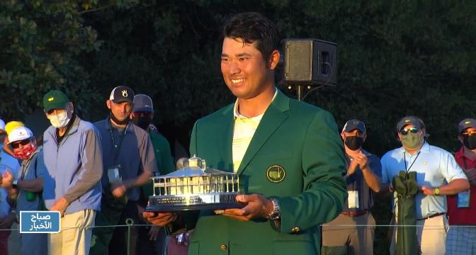 Golf: La presse japonaise célèbre la victoire historique de Hideki Matsuyama