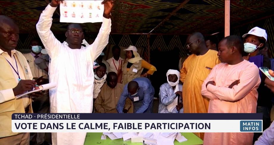 Tchad: les électeurs appelés aux urnes