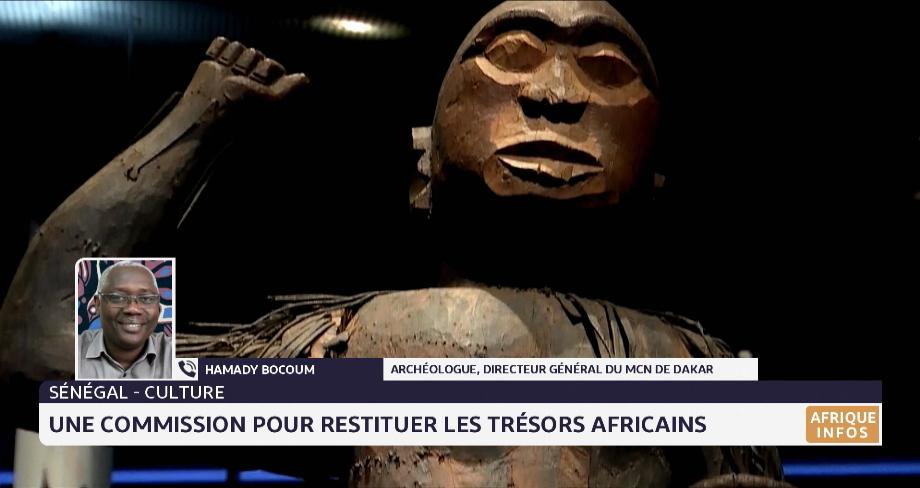 Sénégal-Culture: une commission pour restituer les trésors africains