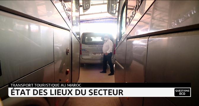 Transport touristique au Maroc: états des lieux